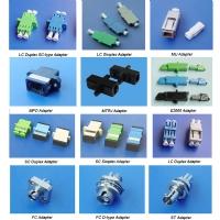 Adapter SC LC ST FC MTRJ E2000 MU Series